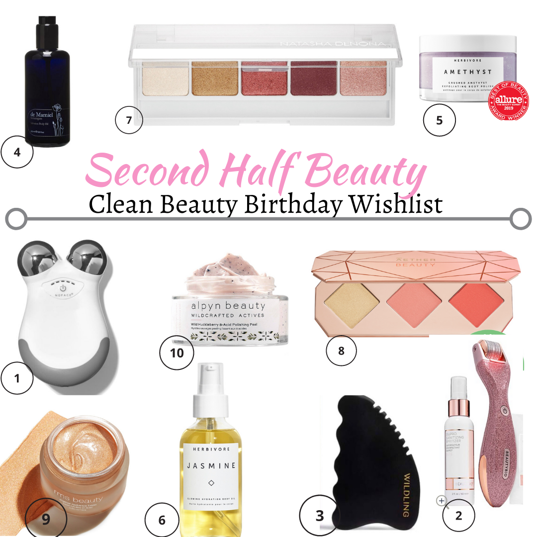 Clean Beauty Gift Guide for Beauty Lovers